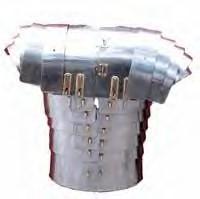"""Römischer Brustpanzer """"Lorica Segmenta """" Modell Nr.A"""