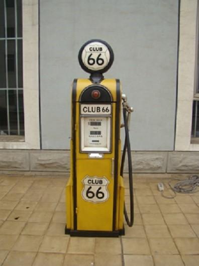 Tanksäule Modell Club 66 Höhe155cm