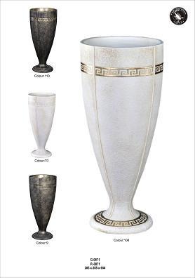 "Pflanzschale "" Maximus"" Höhe 65cm Breite29cm"