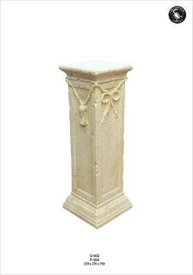 Säule, Podest, Tischuntergestell Höhe75cm