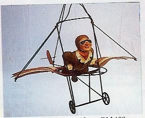 Flugglider zum Aufhängen Breite 75cm