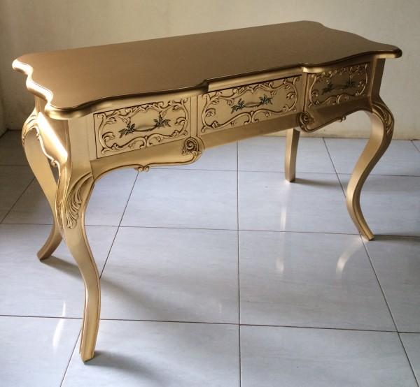 Antike Barock Louise Sekretär Rokoko Schreibtisch Breite122cm