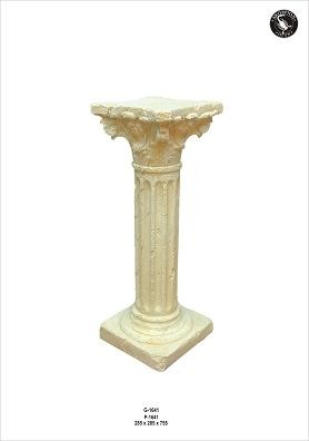 Säule, Podest, Tischuntergestell Antik Höhe75cm für Innen und Außenbereich