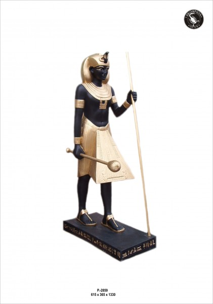 """Ägyptische Figur """"Tut Ench Amun"""""""