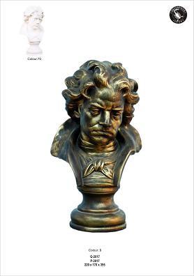 "Büste ""Beethoven"" Höhe40cm"