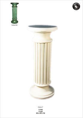 Säule, Podest, Blumensäule oder Tischuntergestell, Höhe 75cm