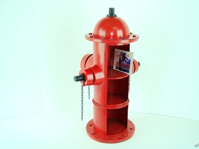 Feuerhydrant Höhe76cm