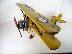Großer Flieger 100x100cm