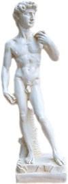 "Figur "" David"" Höhe 57cm"