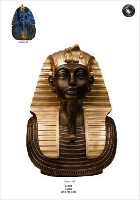 Ägytische Büste