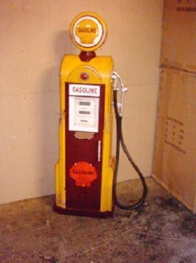 Tanksäule Modell Gasoline Höhe155cm