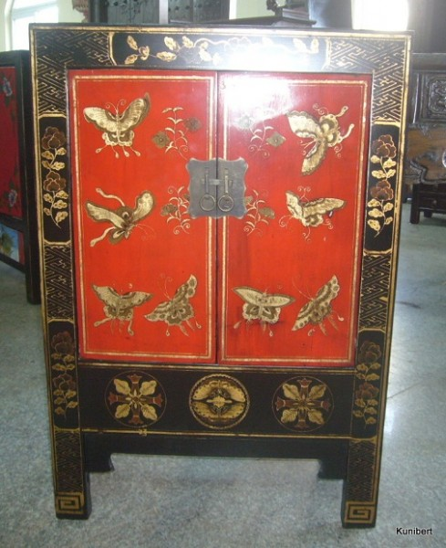Antiker chinesische Kommode