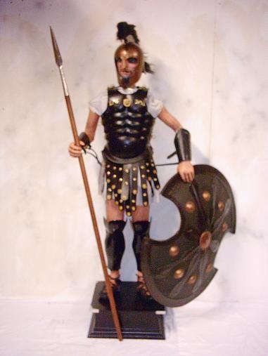 """Griechische Rüstung """" Achilles"""" Höhe195cm"""