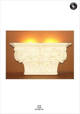"""Wandlampe """"Kapitol"""" Breite55cm"""