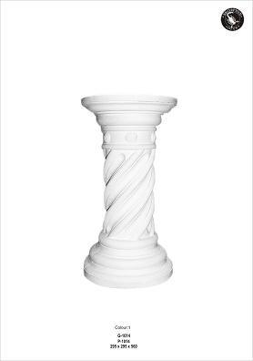 Säule, Podest, Blumenstäule oder Couchtischuntergestell Höhe 56cm